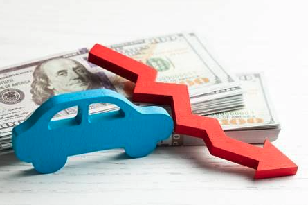 The downturn of Personal Contract Purchase (PCP)